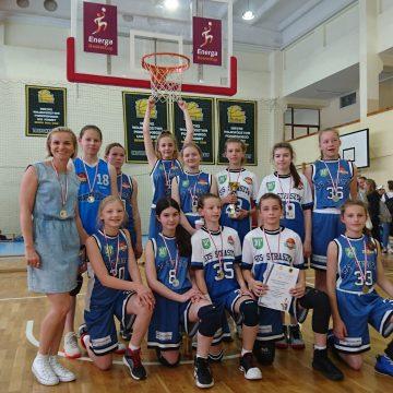 Wicemistrzynie województwa Pomorskiego!!!Ogromny sukces naszych dziewczyn! GRATULUJEMY!