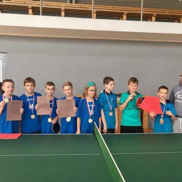 Prężnie działający Nasz Uczniowski Klub Sportowy Straszyn