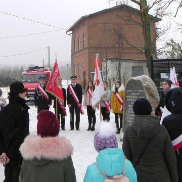 74 rocznica Marszu Śmierci więźniów niemieckiego obozu koncentracyjnego Stutthof.