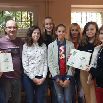 """Projekt """"TUWIMOWA MOWA. Młodzież dla dzieci w kulturalnej""""."""
