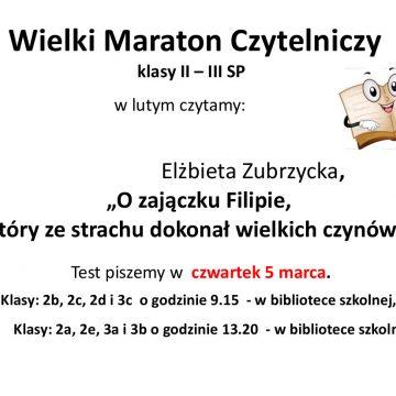 Maraton czytelniczy